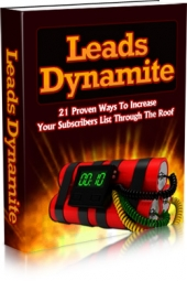 Thumbnail Leads Dynamite With MRR (Master Resale Rights)