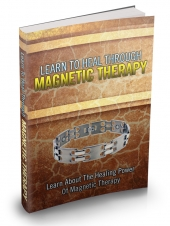 Thumbnail Learn To Heal Through Magnetic Therapy With MRR (Master Resale Rights)