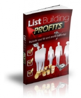 Thumbnail List Building Profits With MRR (Master Resale Rights)