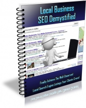 Thumbnail Local Business SEO Demystified With MRR (Master Resale Rights)