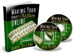 Thumbnail Making Your First Million Online With MRR (Master Resale Rights)
