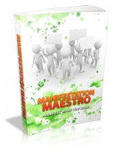 Thumbnail Manifestation Maestro With MRR (Master Resale Rights)