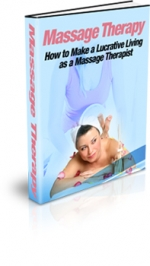 Thumbnail Massage Therapy With MRR (Master Resale Rights)