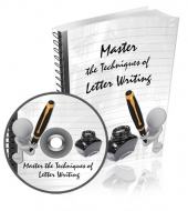 Thumbnail Master The Techniques Of Letter Writing With MRR (Master Resale Rights)