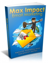 Thumbnail Max Impact Email Marketing With MRR (Master Resell Rights)
