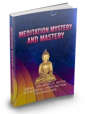 Thumbnail Meditation Mystery And Mastery With MRR (Master Resale Rights)