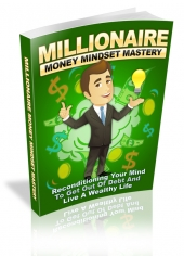 Thumbnail Millionaire Money Mindset Mastery With MRR (Master Resale Rights)