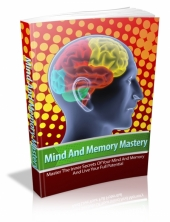 Thumbnail Mind And Memory Mastery With MRR (Master Resale Rights)