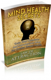 Thumbnail Mind Health Secrets With MRR (Master Resale Rights)