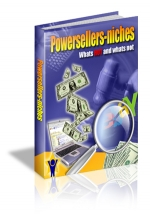 Thumbnail Powersellers-Niches : Whats HOT and whats not With MRR (Master Resale Rights)