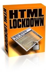 Thumbnail HTML Lockdown With PLR (Private Label Rights)