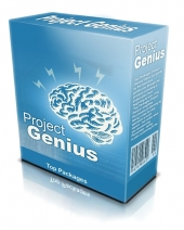 Thumbnail Project Genius