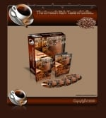 Thumbnail Coffee Minisite With RR (Resale Rights)