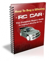 Thumbnail How To Buy A Winning RC Car With PLR (Private Label Rights)