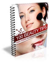 Thumbnail 100 Beauty Tips - With Master Resell Rights