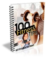 Thumbnail 100 Fitness Tips - With Master Resell Rights