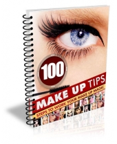 Thumbnail 100 Make Up Tips - With Master Resell Rights
