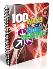 Thumbnail 100 Ways To Drive More Traffic - With Master Resell Rights