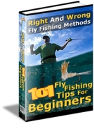 Thumbnail 101 Fly Fishing Tips For Beginners With Resell Rights