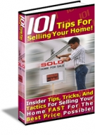 Thumbnail 101 Tips For Selling Your Home! - With Resell Rights