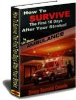 Thumbnail How To Survive The First 10 Days After Your Stroke! - With Giveaway Rights