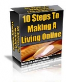 Thumbnail 10 Steps To Making A Living Online With Giveaway Rights