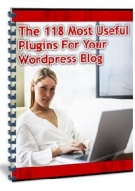 Thumbnail The 118 Most Useful Plugins for Your WordPress Blog - With Master Resell Rights