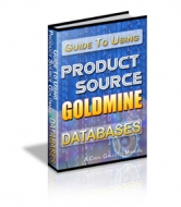 Thumbnail 18 Product Source Goldmine Databases - With Resale Rights