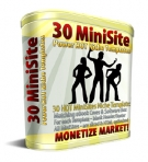 Thumbnail 30 MiniSite Templates With Master Resale Rights