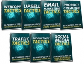Thumbnail 350 Sales & Marketing Tactics - With Master Resale Rights