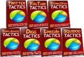 Thumbnail 350 Social Media Tactics With Master Resale Rights