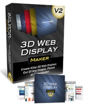 Thumbnail 3D Web Display Maker V2 - With Personal Use Rights