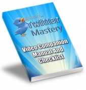 Thumbnail 40 Hours To Twitter Mastery - With Master Resale Rights