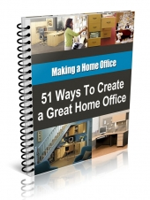 Thumbnail 51 Ways to Create a Great Home Office - With Resale Rights