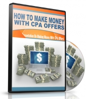 Thumbnail Making Money with CPA Offers - With Resale Rights
