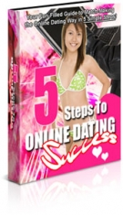 Thumbnail 5 Steps To Online Dating Success - With Private Label Rights