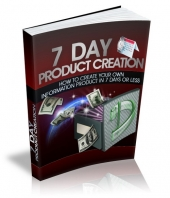 Thumbnail 7 Day Product Creation - With Master Resell Rights