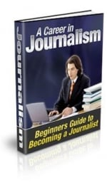 Thumbnail A Career In Journalism With Private Label Rights