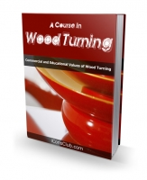 Thumbnail A Course In Wood Turning - With Private Label Rights