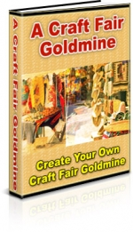 Thumbnail A Craft Fair Goldmine - With Private Label Rights