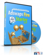 Thumbnail AdSwaps Fire Starter - With Master Resell Rights