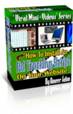 Thumbnail How To Install An Ad Tracking Script On Your Website - With Master Resale Rights