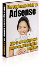 Thumbnail The Beginners Guide To Adsense - With Master Resale Rights