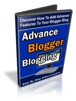 Thumbnail Advanced Blogger Blogging