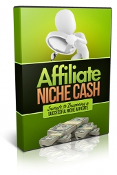 Thumbnail Affiliate Niche Cash - With Resell Rights