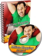 Thumbnail Affiliate Blogging Secrets - With Master Resale Rights