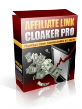 Thumbnail Affiliate Link Cloaker Pro - With Private Label Rights