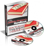 Thumbnail Affiliate Manager's Handbook - With Private Label Rights