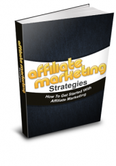 Thumbnail Affiliate Marketing Strategies - With Resale Rights