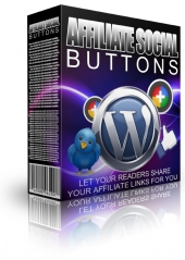 Thumbnail Affiliate Social Buttons - With Master Resale Rights